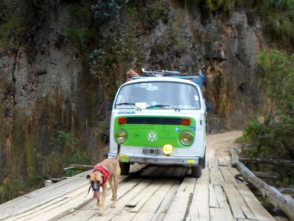 de las calles de lima a la aventura por toda america pata de perro blog de viajes trompa y claudio20