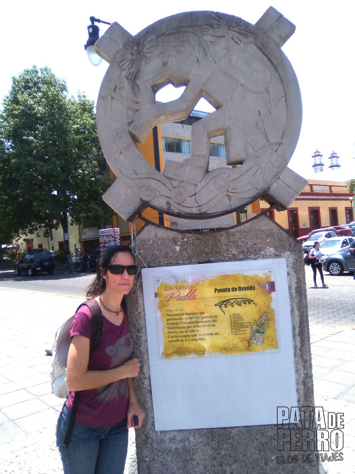 secretos de puebla puente de ovando pata de perro blog de viajes mexico