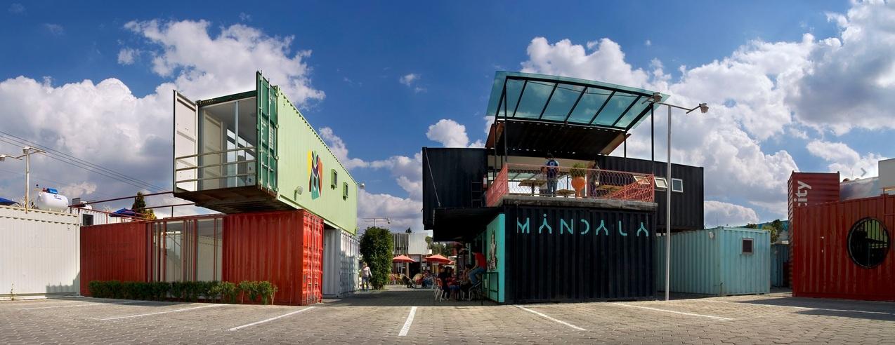 Container City – Fuente: containercity.com.mx