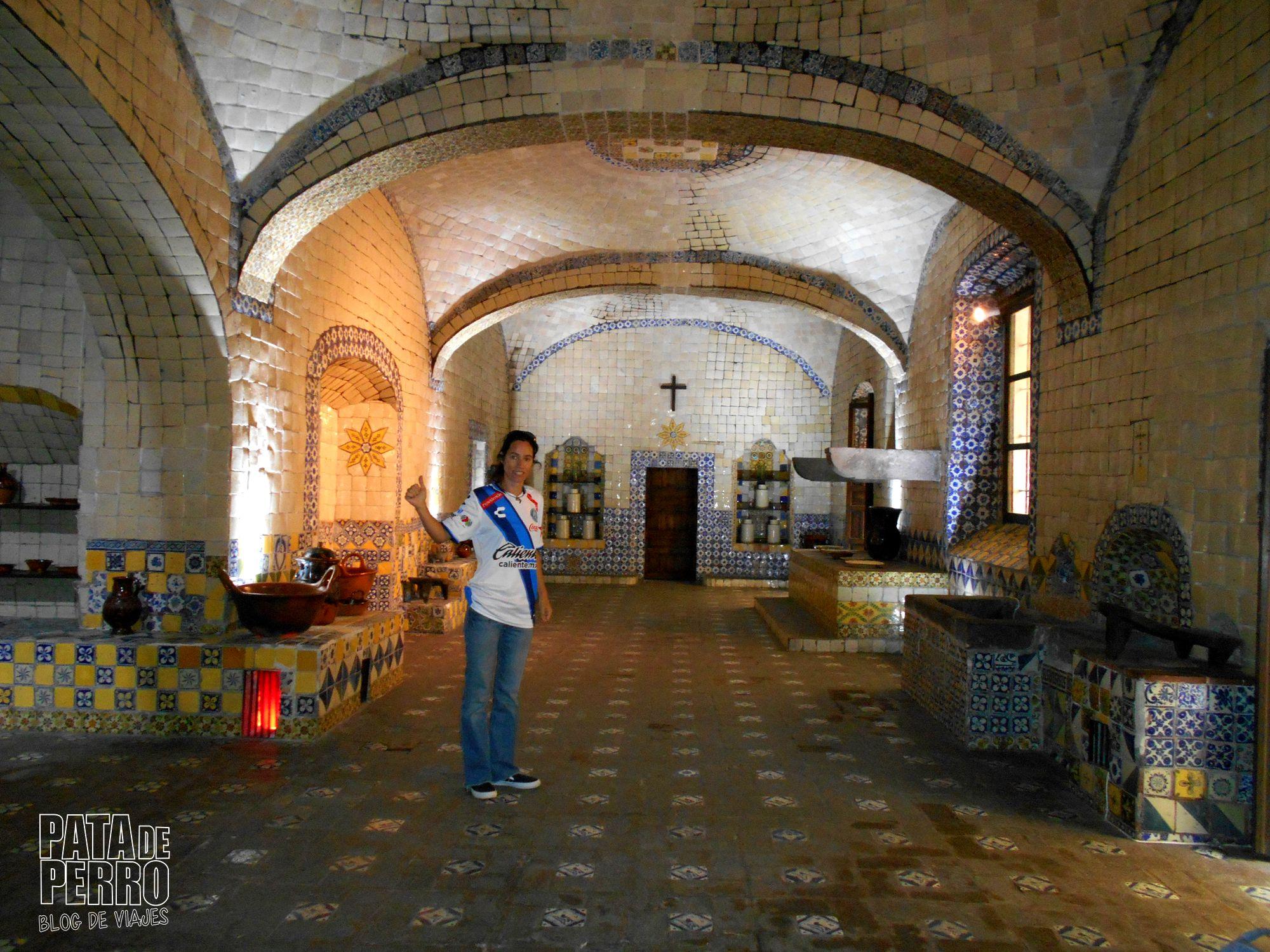 convento de santa rosa mole poblano pata de perro blog de viajes