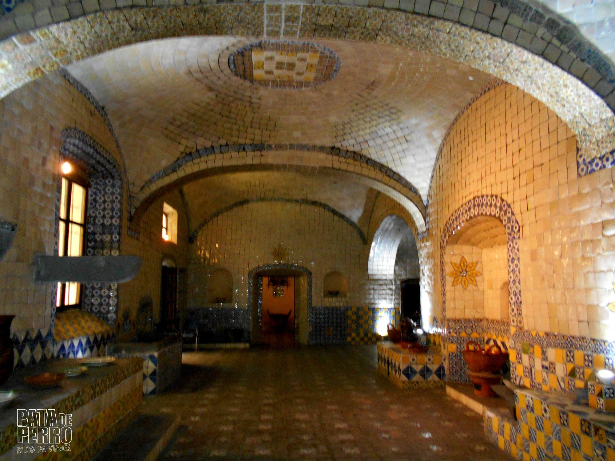 convento de santa rosa mole poblano pata de perro blog de viajes02
