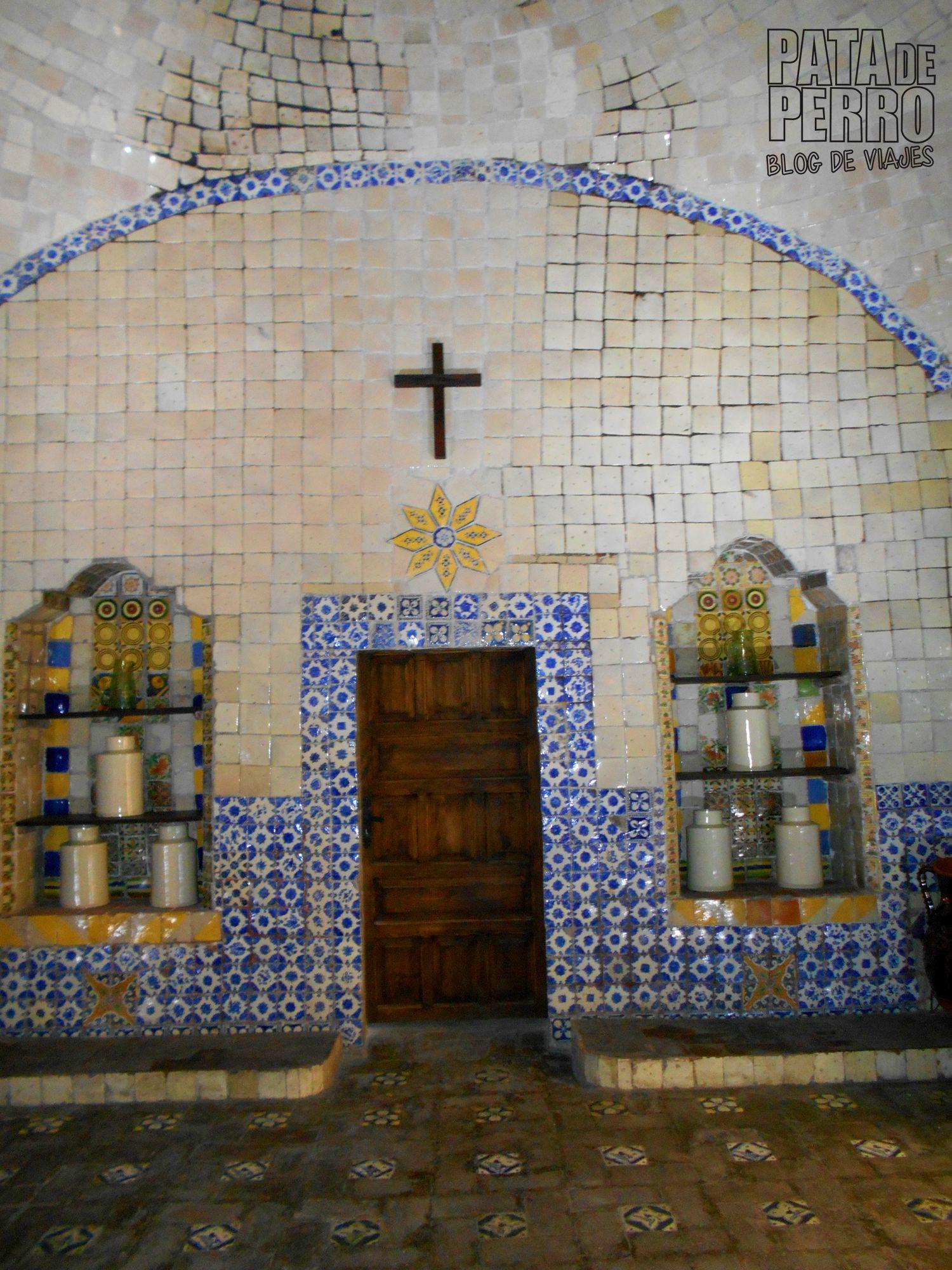 convento de santa rosa mole poblano pata de perro blog de viajes03