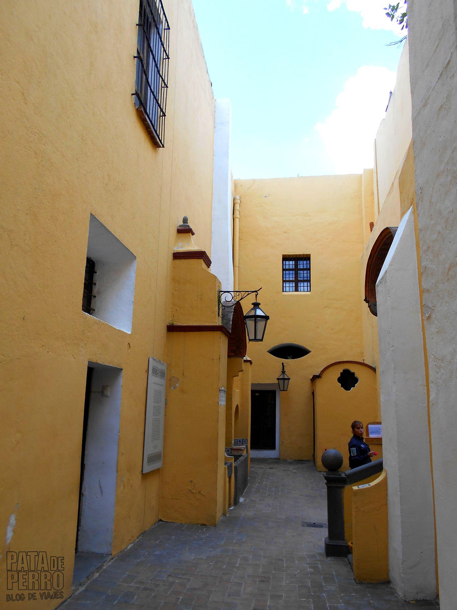 convento de santa rosa mole poblano pata de perro blog de viajes04