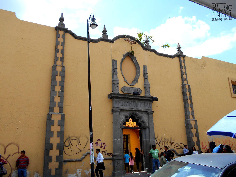 convento de santa rosa mole poblano pata de perro blog de viajes05