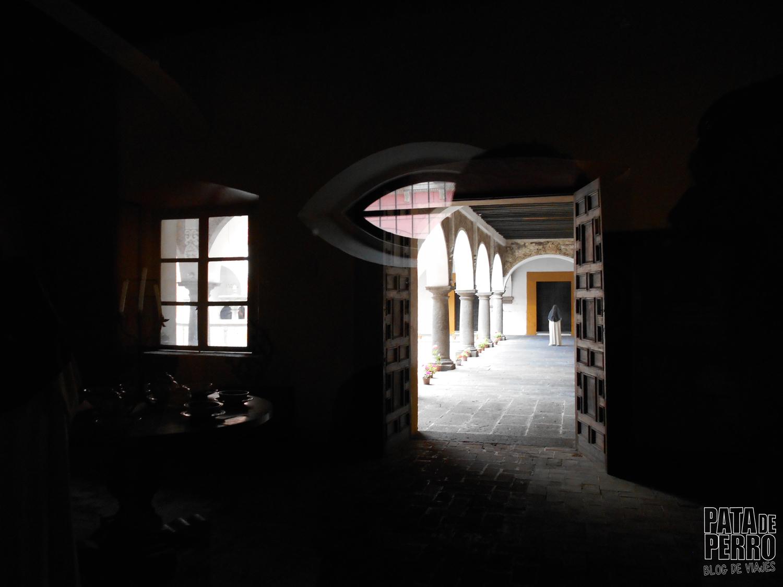 convento de santa rosa mole poblano pata de perro blog de viajes06