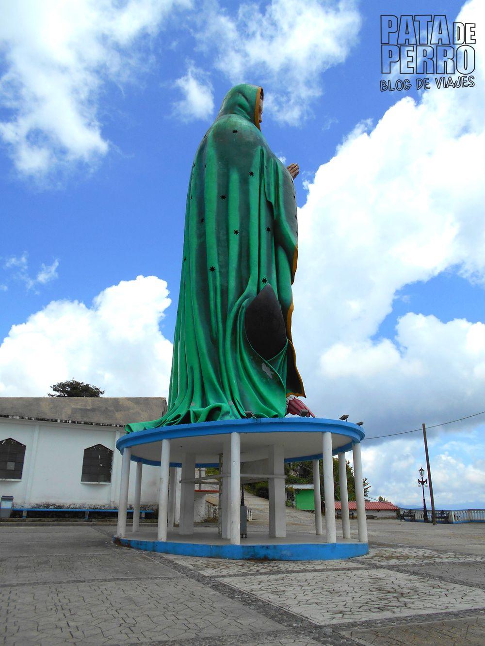 xicotepec puebla con isi virgen gigante mexico pata de perro blog de viajes19