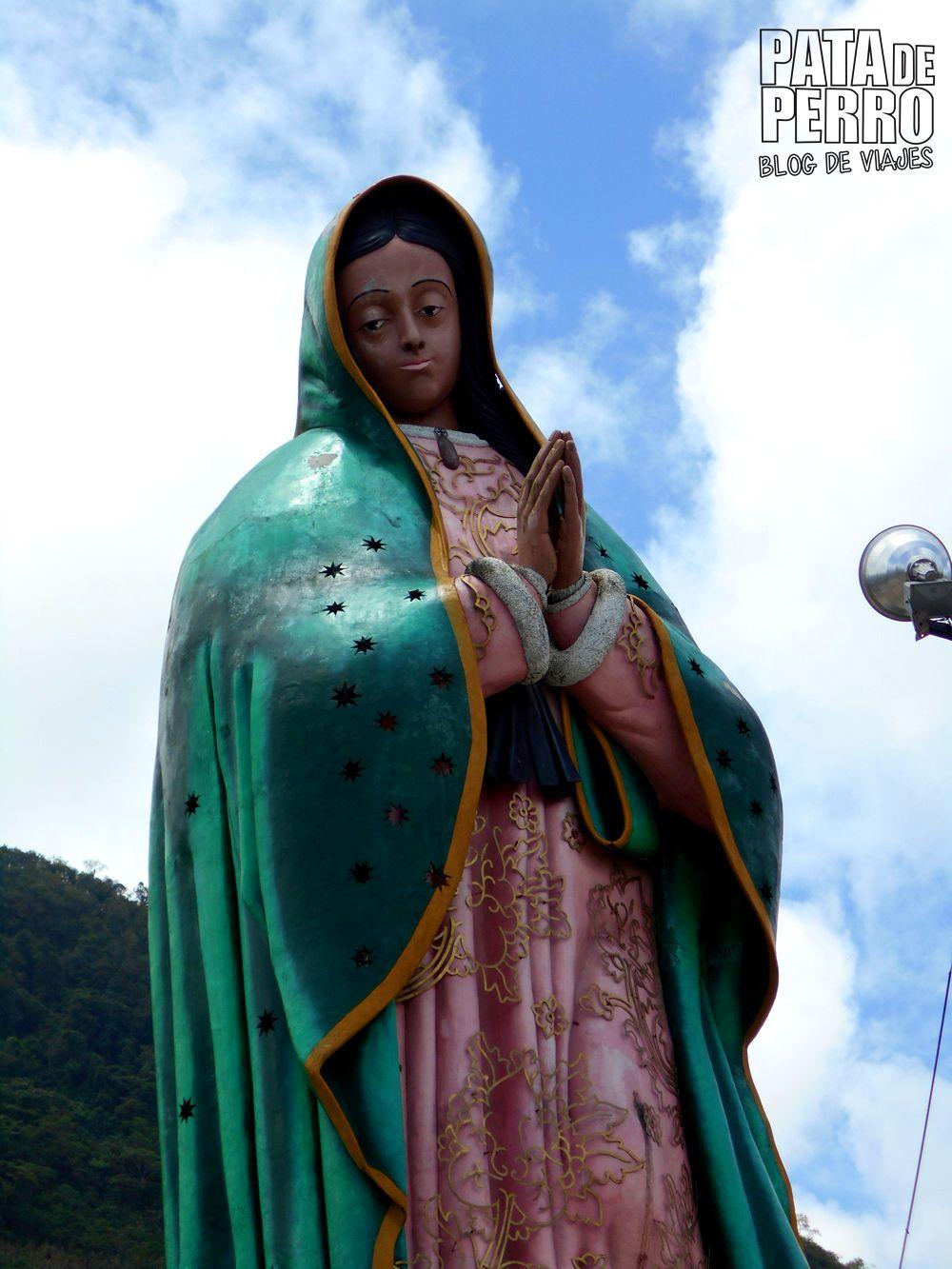xicotepec puebla con isi virgen gigante mexico pata de perro blog de viajes21