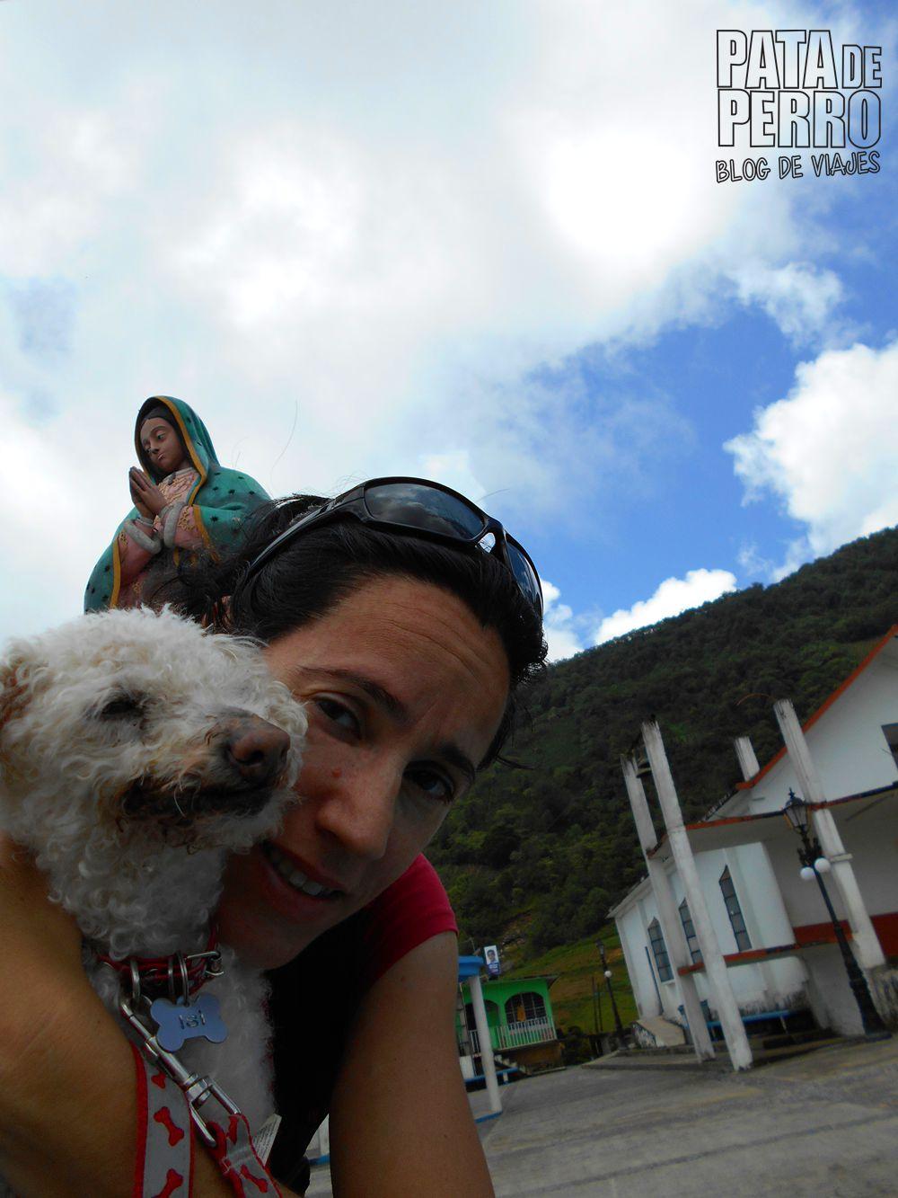 xicotepec puebla con isi virgen gigante mexico pata de perro blog de viajes22