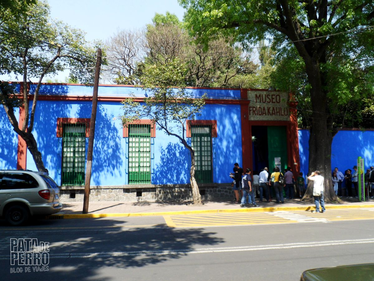 coyoacan mi primer amor en mexico pata de perro blog de viajes 03