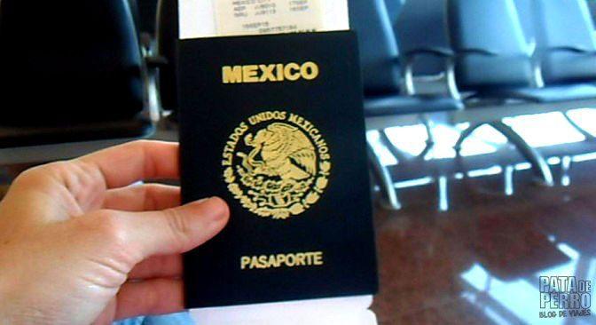 Pasaporte mexicano: Primera vez y renovación