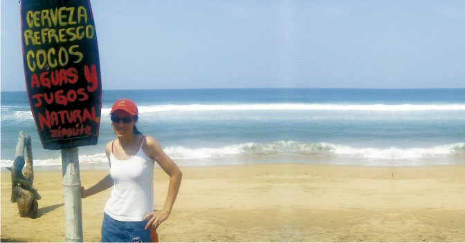 Zipolite: de centro ceremonial zapoteca a 1era playa nudista de México