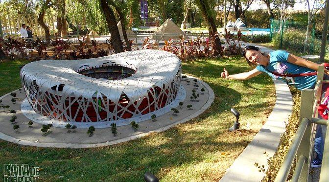 Parque Paseo de Gigantes – Puebla, MX (Parte 1)
