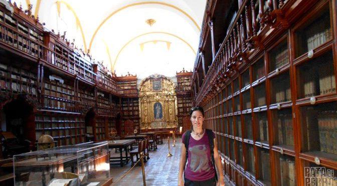 Biblioteca Palafoxiana: La primera biblioteca pública de América