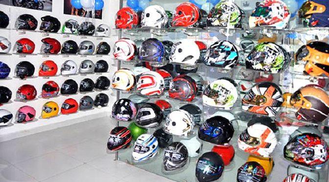 Motos: cómo elegir el casco