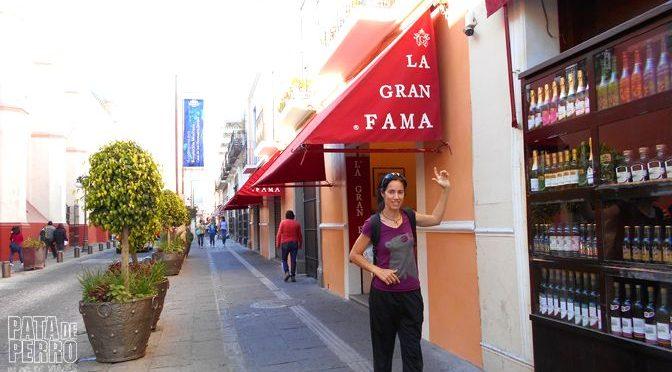 Calle de los dulces – Puebla, MX