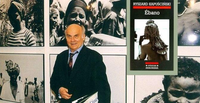 Ébano – Ryszard Kapuscinski