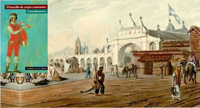 Un travelblogger colonial: Concolorcorvo – El lazarillo de ciegos caminantes