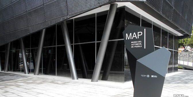 Museo del Automóvil de Puebla (MAP) – Parte 1