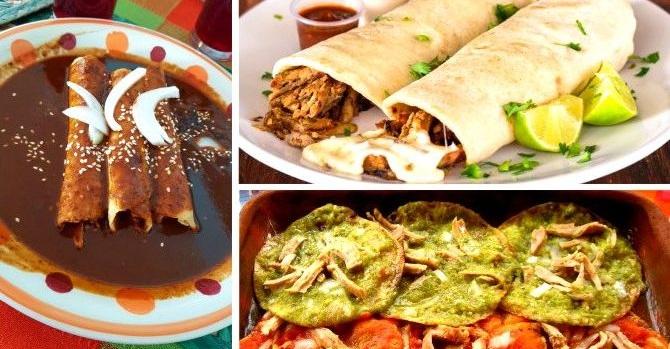 5 comidas que tienes que probar si vienes a Puebla