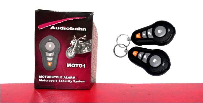Alarma para moto Audiobahn