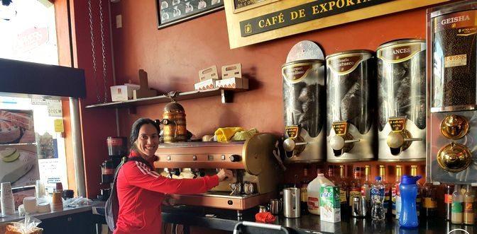 Café Express, Huatusco