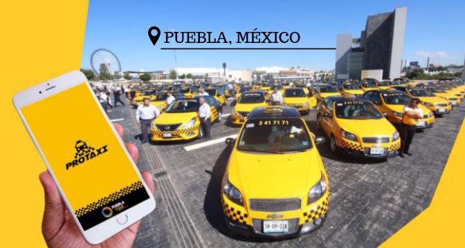 ProTaxi: la app que en Puebla compite con Uber y Cabify