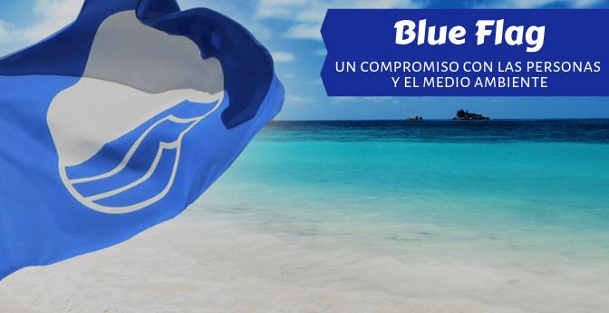 Blue Flag: un compromiso con las personas y el medio ambiente