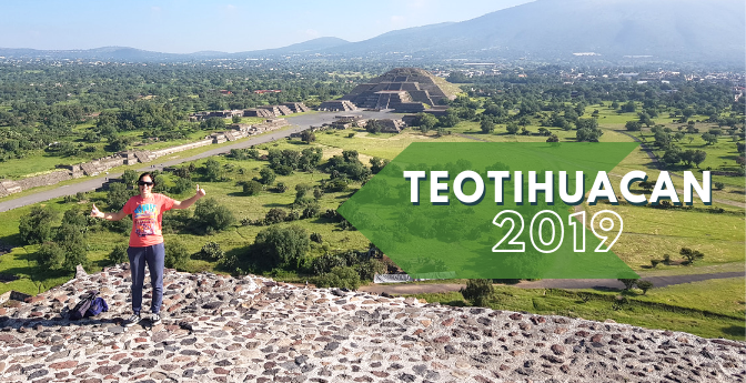 Zona Arqueológica Teotihuacan, Edomex