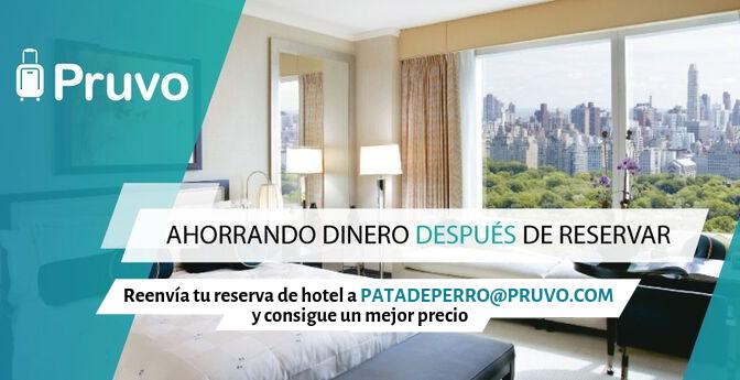 Pruvo: la app que te hace ahorrar hasta 72% después de reservar tu hotel
