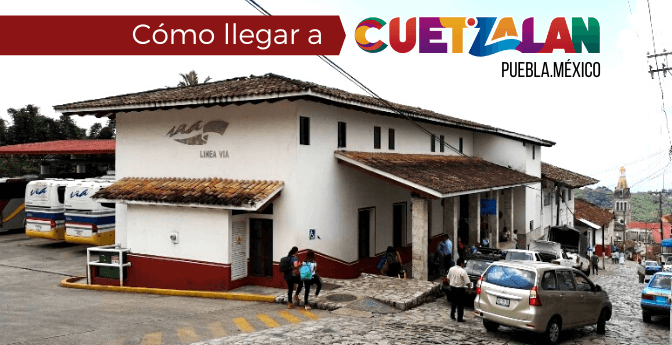 Cómo llegar a Cuetzalan, Puebla