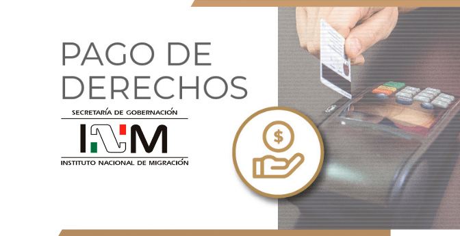 #INM México: Pagos de Derechos
