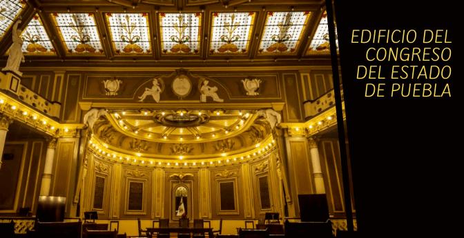 Edificio del Congreso del Estado de Puebla